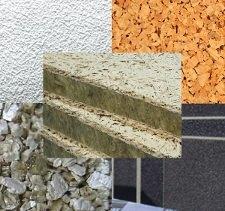 Fassadendämmung altbau material
